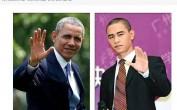 """面相分析:中国版""""奥巴马""""为何没成为奥巴马?"""