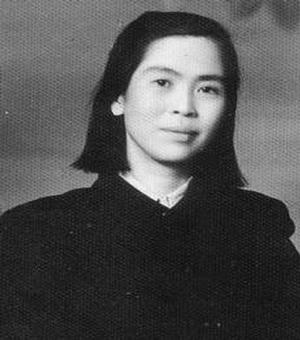 毛泽东第三个老婆:贺子珍