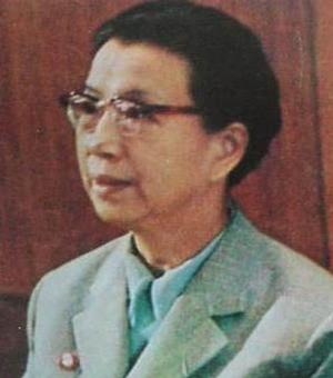 毛泽东第四个老婆:江青
