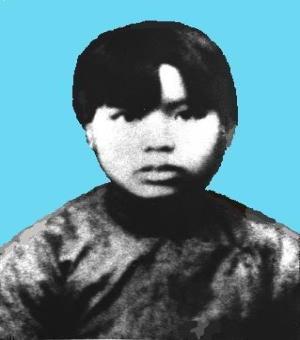 毛泽东第一个老婆:罗一秀