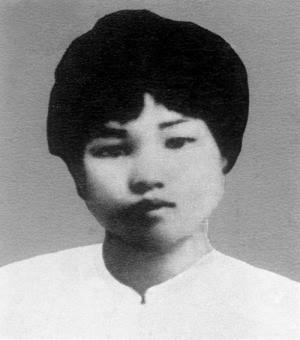 毛泽东第二个老婆:杨开慧