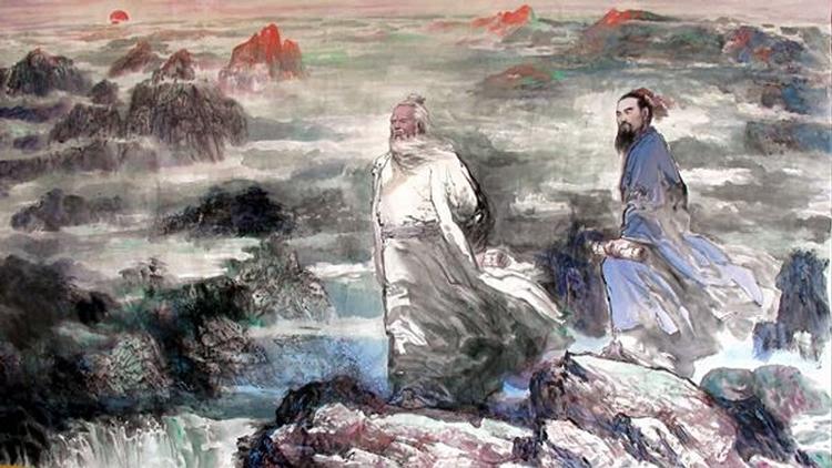 """杨易德所理解的《道德经》:""""天之道,损有余而补不足,人之道则不然,损不足以奉有余""""2"""