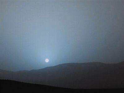 火星上发现液态水1