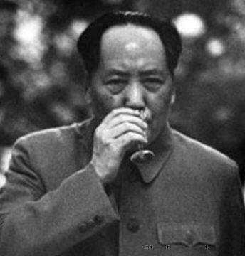 毛泽东面相分析2