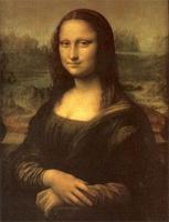 蒙娜丽莎的微笑1